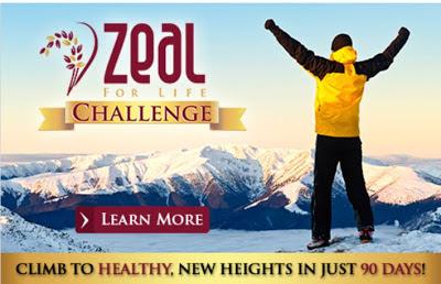 Zurvita Challenge for Life