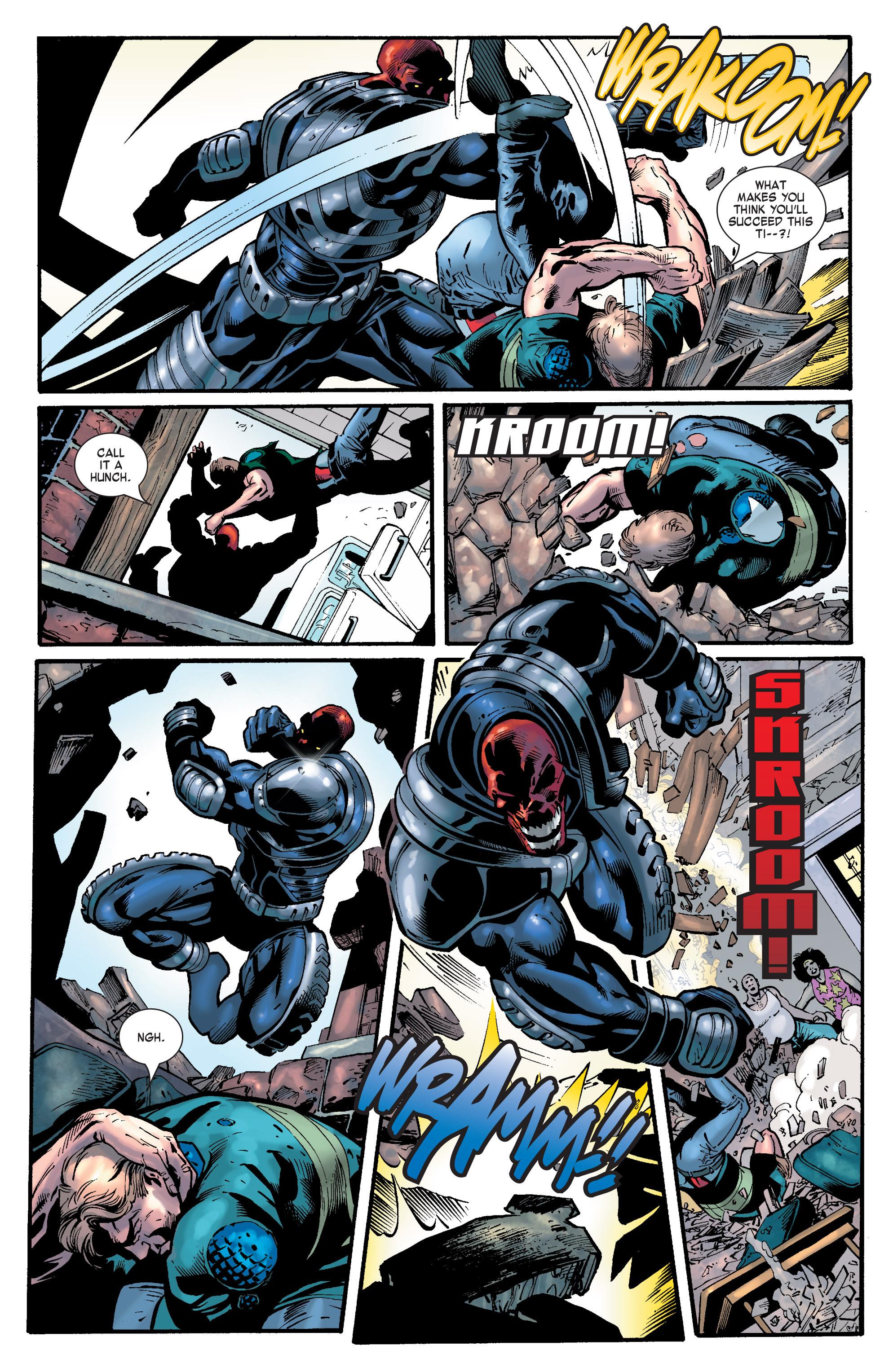 Captain America (2002) Issue #32 #33 - English 9