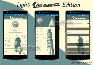 BBM Mod Light Vespa Edition V2.10.0.31 Apk