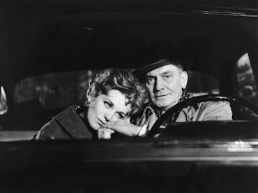 "Kim Novak and Fredric March are embarking on a May-December romance in ""Middle of the Night"""
