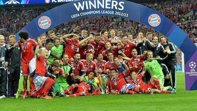 champion league bayern