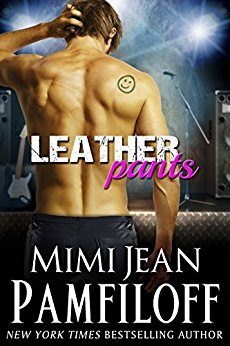 Mimi Jean Pamfiloff's LEATHER PANTS Giveaway