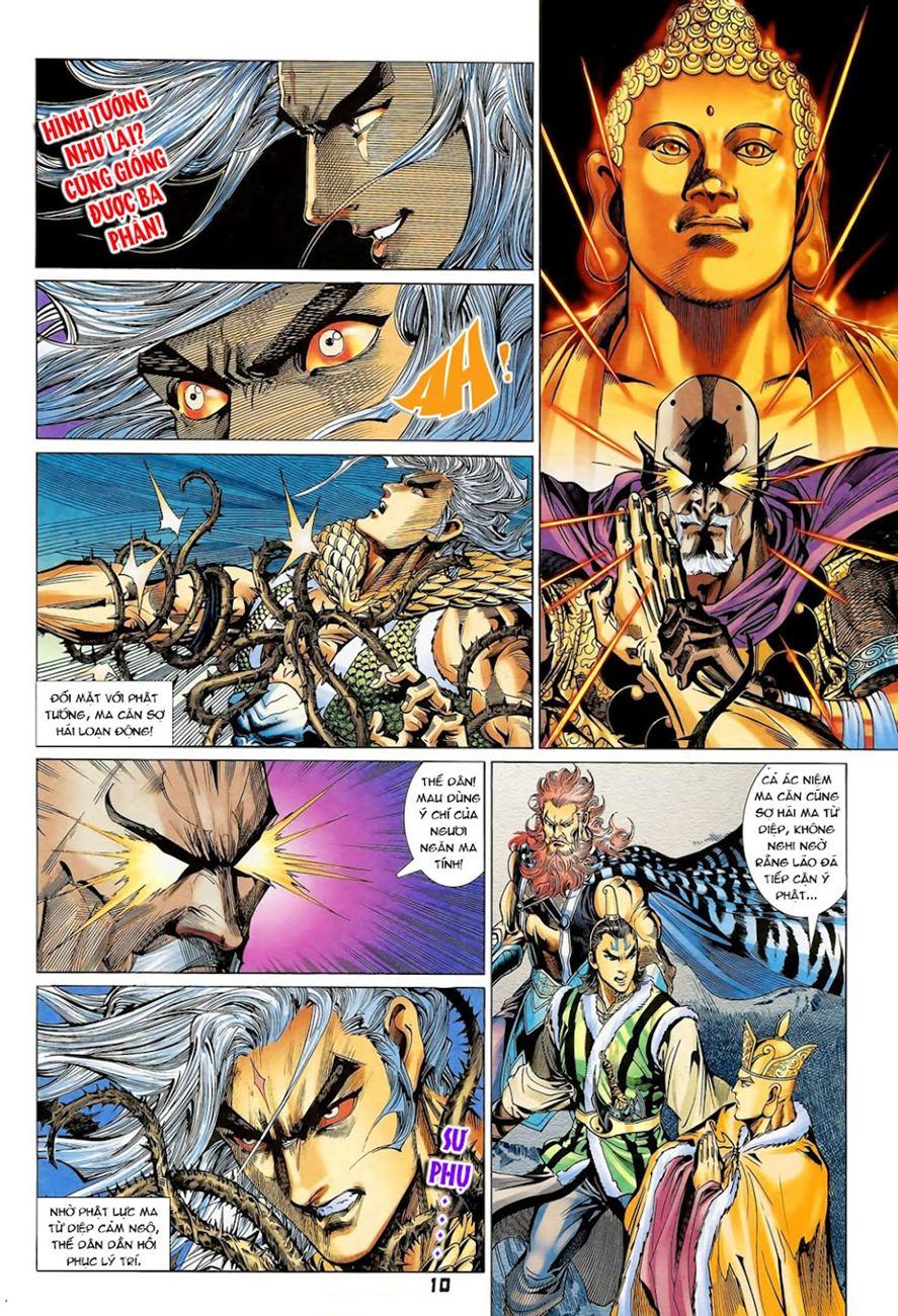 Thiên Tử Truyền Kỳ 4 – Đại Đường Uy Long chap 102 Trang 10