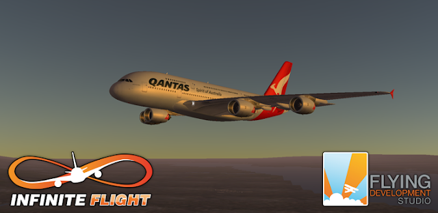 Infinite Flight Simulator Apk v1.3.2 Full