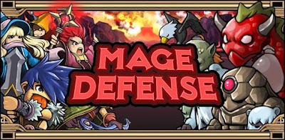 [Dicas de jogos] Mage Defense 240x320 ou +