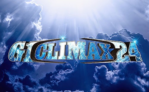 G1 Climax 24 2014 Logo New Japan Pro Wrestling