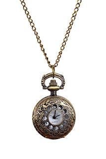 victorian style clock