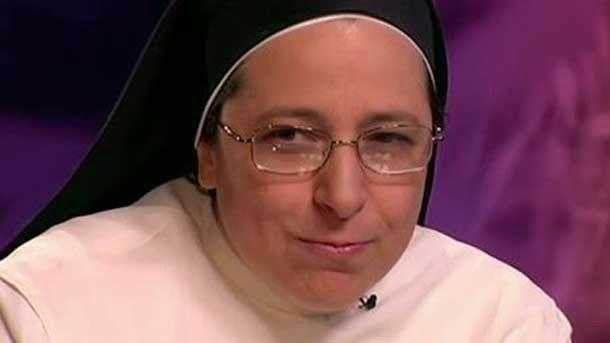 "Lucía Caram: ""Cristiano me inspira pena, está amargado"""