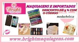 Bright maquiagens e importados