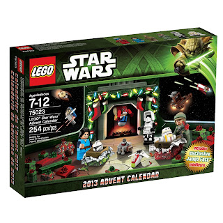 LEGO Star Wars Main Box