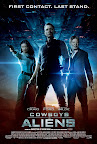 Cowboys & Aliens, Poster