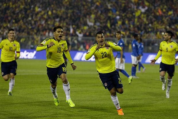 copa america chile 2015 - colombia 1  brasil 0 - grupo c copa america 2015