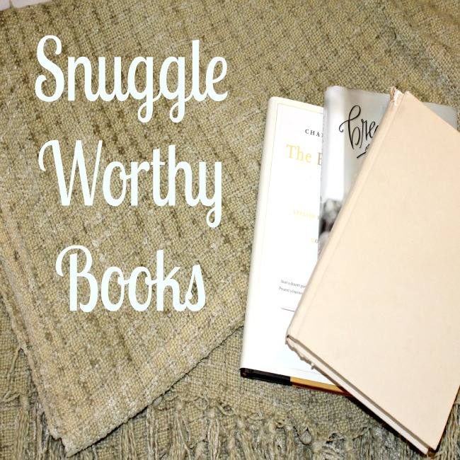 Books to Snuggle With This Fall!