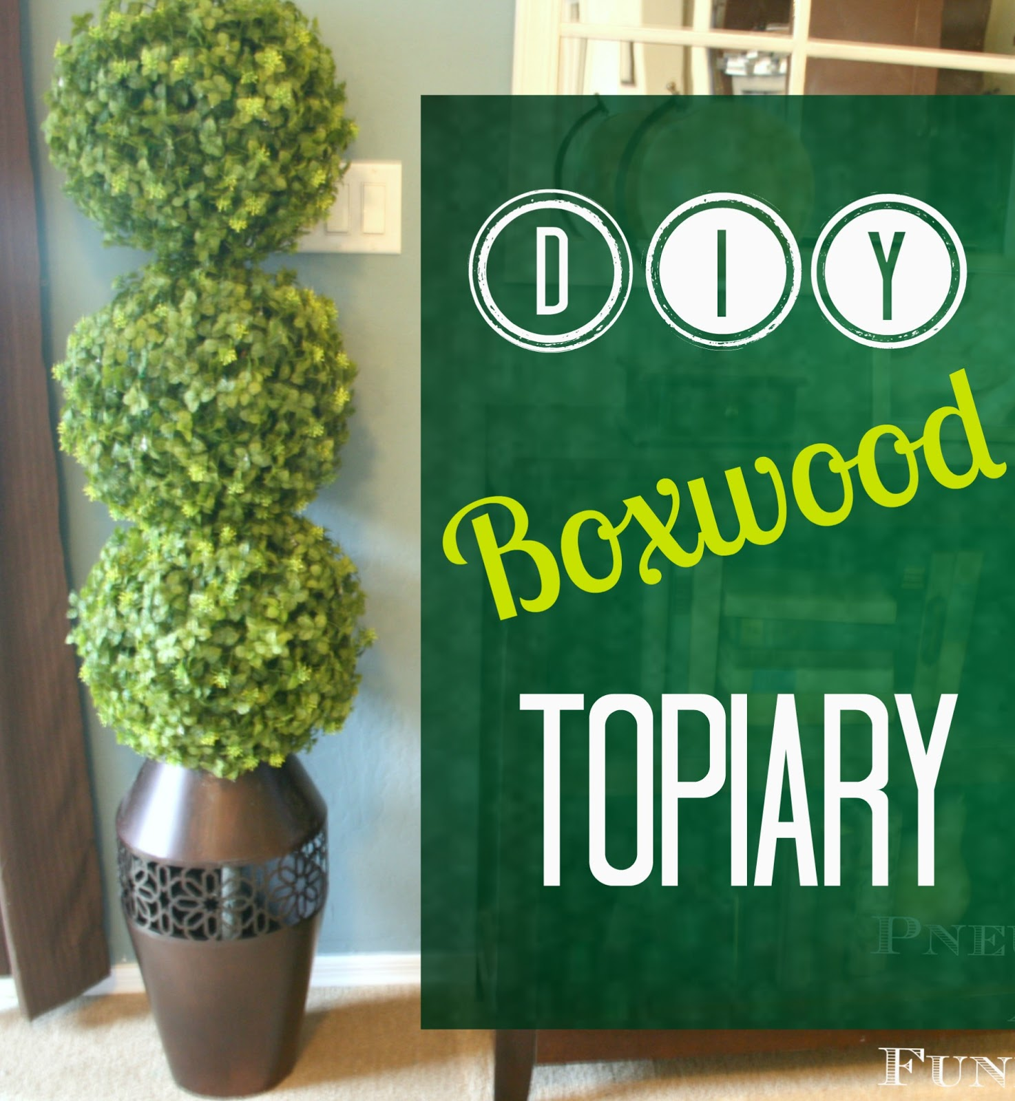 i love boxwood topiaries dried fresh plastic you name it i love the look i like the organic element it brings indoors while looking polished