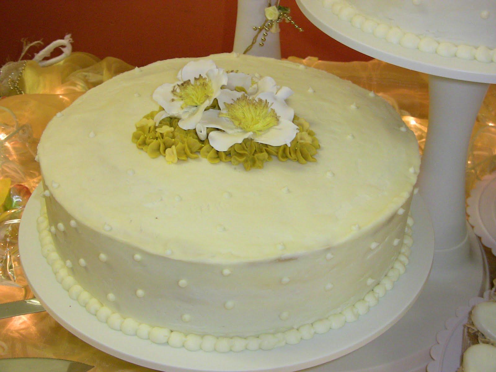 Swan Wedding Cake