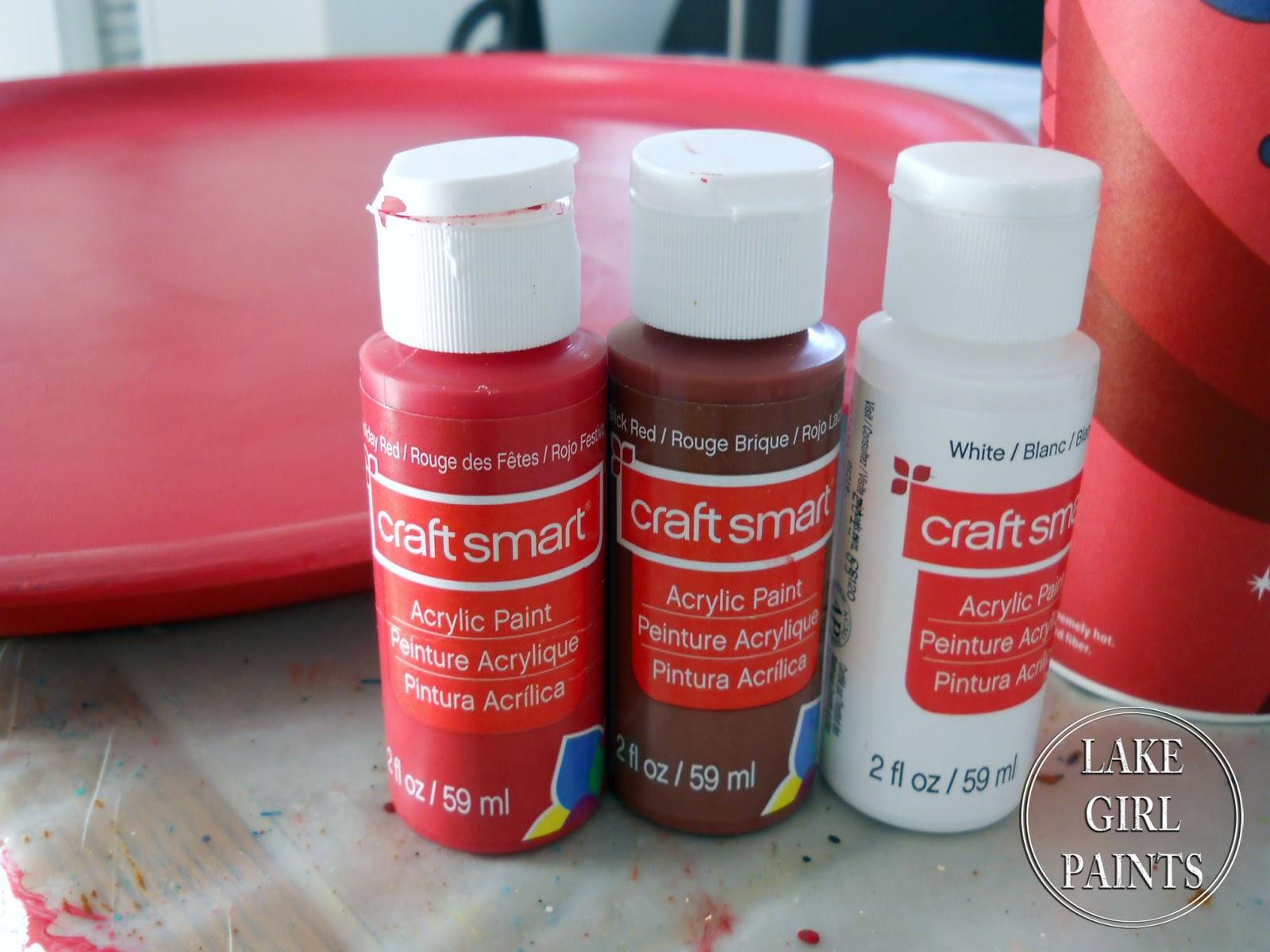 Using Glaze Paints K
