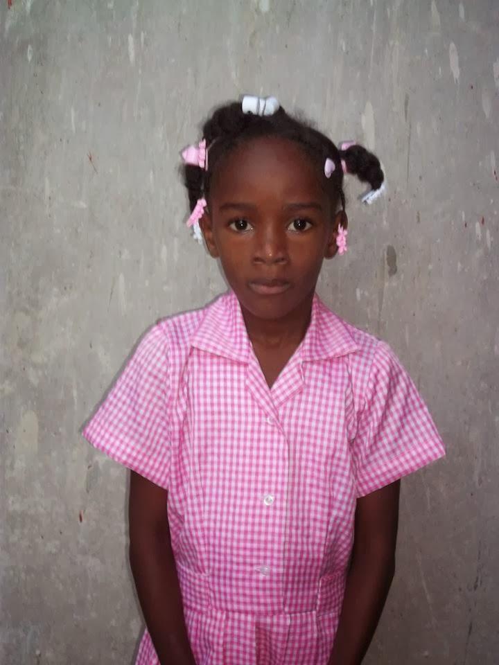 Shaina 2013 age 6