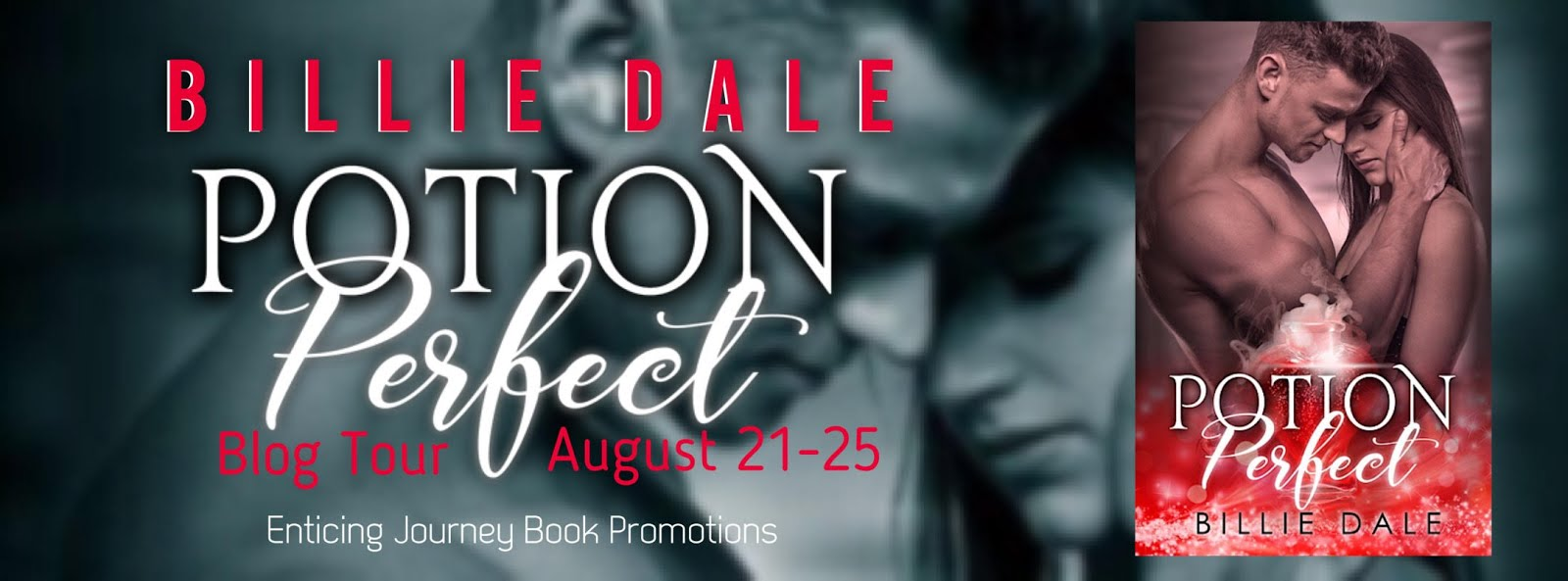 Potion Perfect Blog Tour