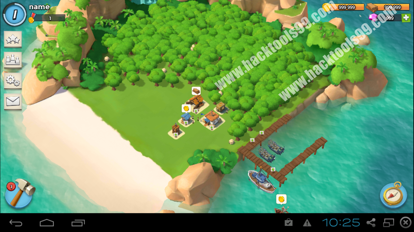 Boom Beach Hack Working Proof