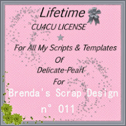 Delicate Pearl License