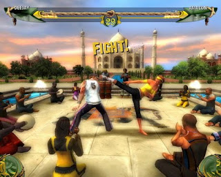 Download Martial Arts Capoeira (PC/ENG) Free Full PC Game