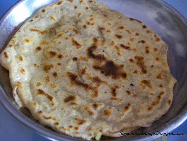 Puran Poli - Puran Puri Recipe