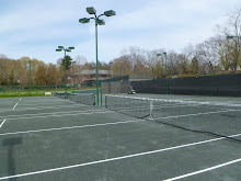 Clay Court Renovation Slide Show