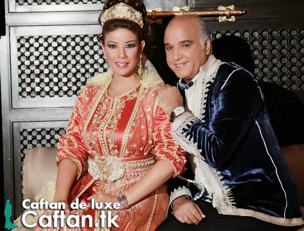 Caftan lâaroussa | robe de mariée 2014