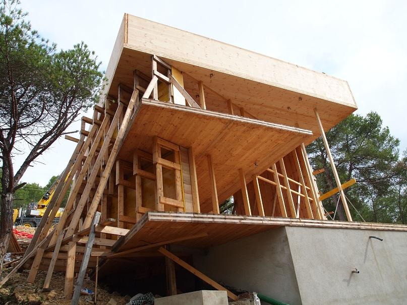 OCTUBRE 2010 - CUBIERTA - estructura | Diario de una Casa