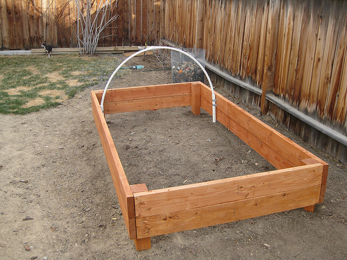 Woodworking plans raised garden luxury blue woodworking for Raised bed plans