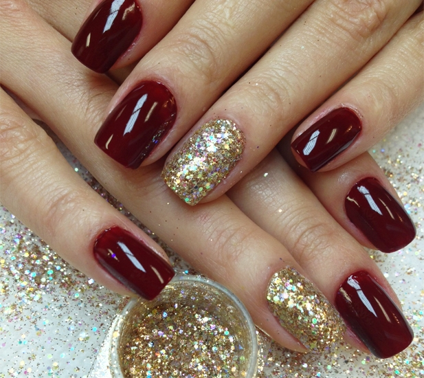 DIY Style for Creative Fashionistas | Gold nail art, Gold nail and Gold