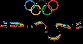 Ruas de Londres ganham símbolo das Olimpíadas Jogos