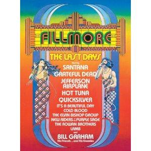The Fillmore DVD cover