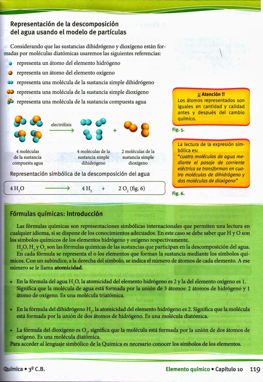 Ciencias f sico qu micas resumen de lo trabajado en clase for Resumen del libro quimica en la cocina