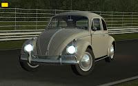 VW Beetle en el simulador Sandrox 3