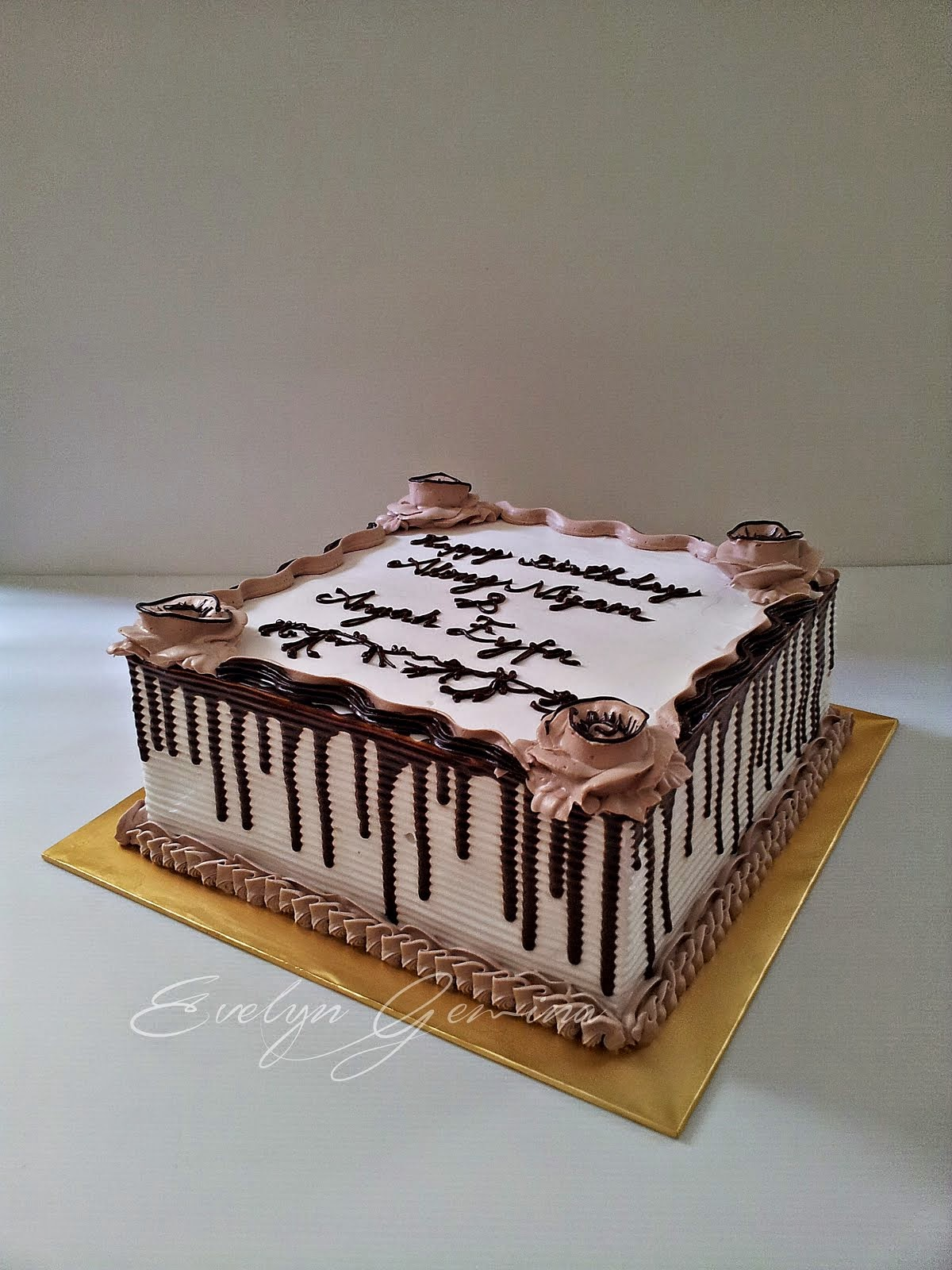 Rich black forest cake / 2.5kg