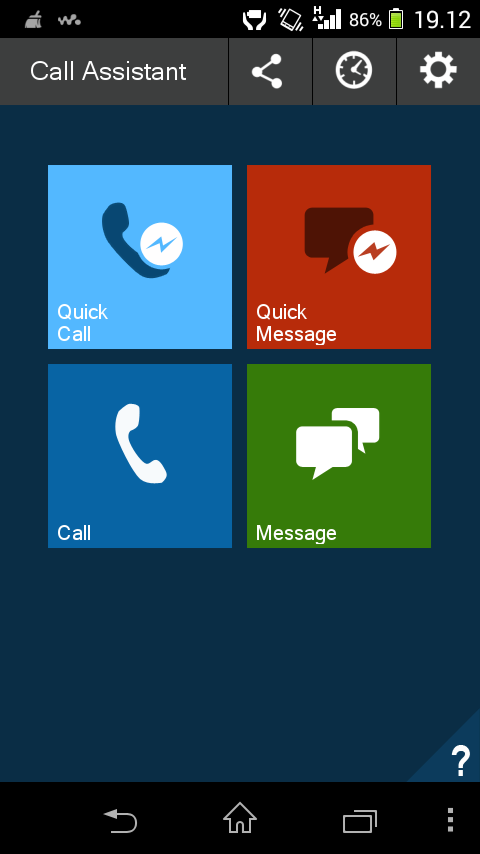 Membuat Panggilan Palsu Android Dengan Fake Call And Sms