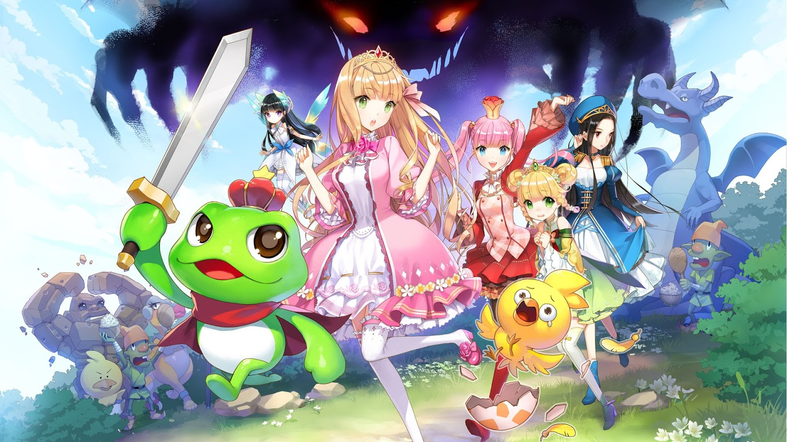 My Princess is the Cutest Gameplay IOS / Android