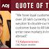 Cerita TS Kalyanaraman, Miliarder India