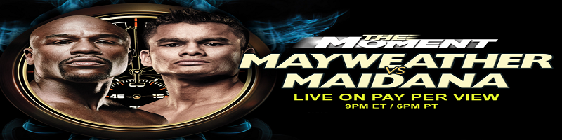 Mayweather vs Maidnana Stream | Mayweather vs Maidana Live Stream