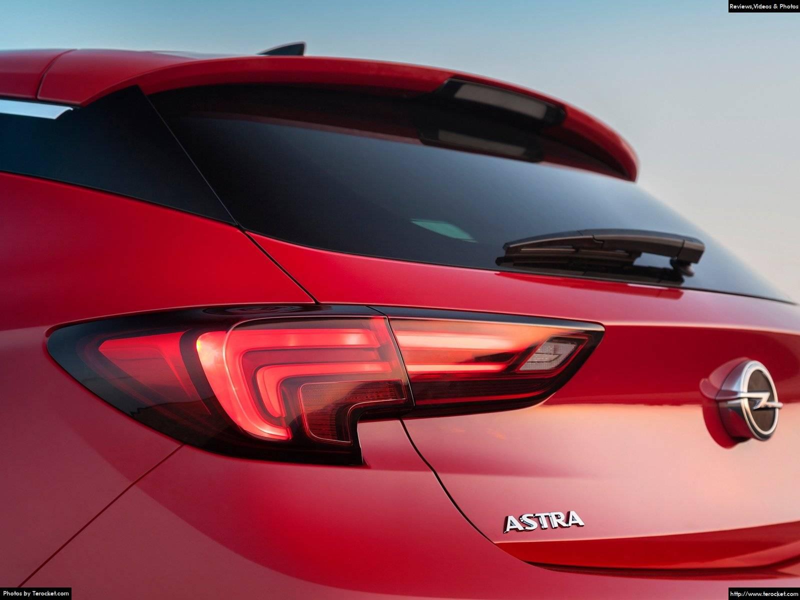 Hình ảnh xe ô tô Opel Astra 2016 & nội ngoại thất
