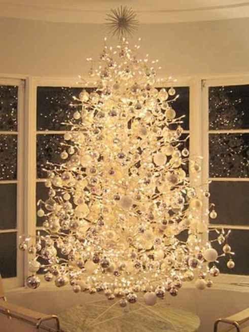 la navidad est muy cerca aqu algunas ideas de decoracin del rbol de navidad para que te sirvan de inspiracin luces y objetos decorativos de