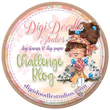 Digi Doodle Challeng Blog