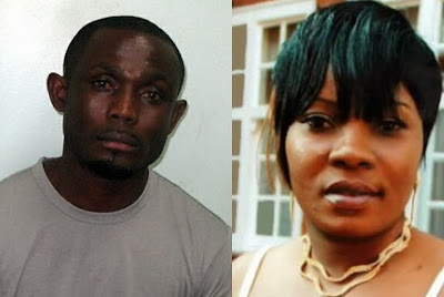 ghanaian man killed wife UK