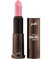 p2 Neuprodukte August 2015 - full color lipstick 130 - www.annitschkasblog.de