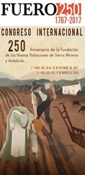 Congreso Internacional sobre Las Nuevas Poblaciones de Sierra Morena y Andalucía.
