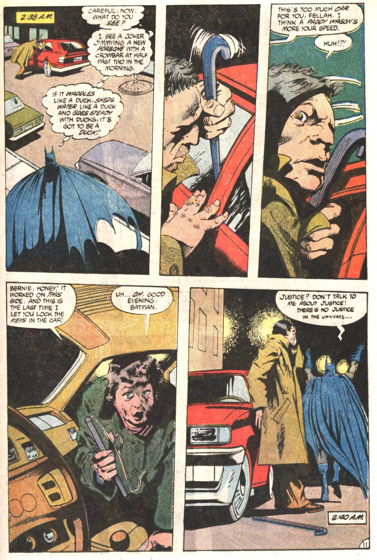 Detective Comics (1937) Issue #567 Page 12