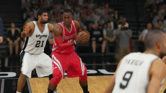 NBA 2K15 Dwight Howard Accessory Updates
