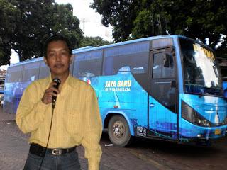 Po Bus Jaya Baru Pariwisata Tulungagung