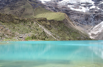 Humantay Lake (a short hike from Salkantay Lodge)